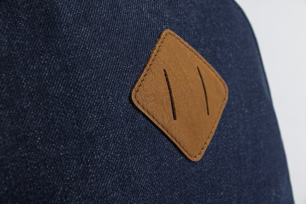 These diamond shaped patches or logos actually have a purpose!