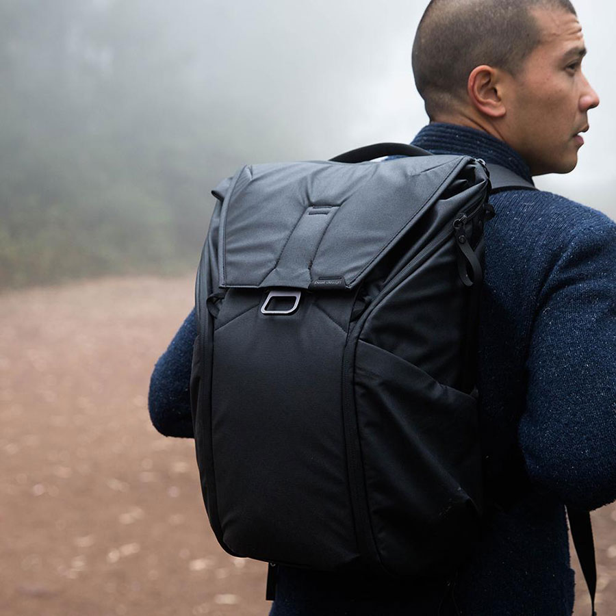 Peak Design Everyday Backpack All Black Review