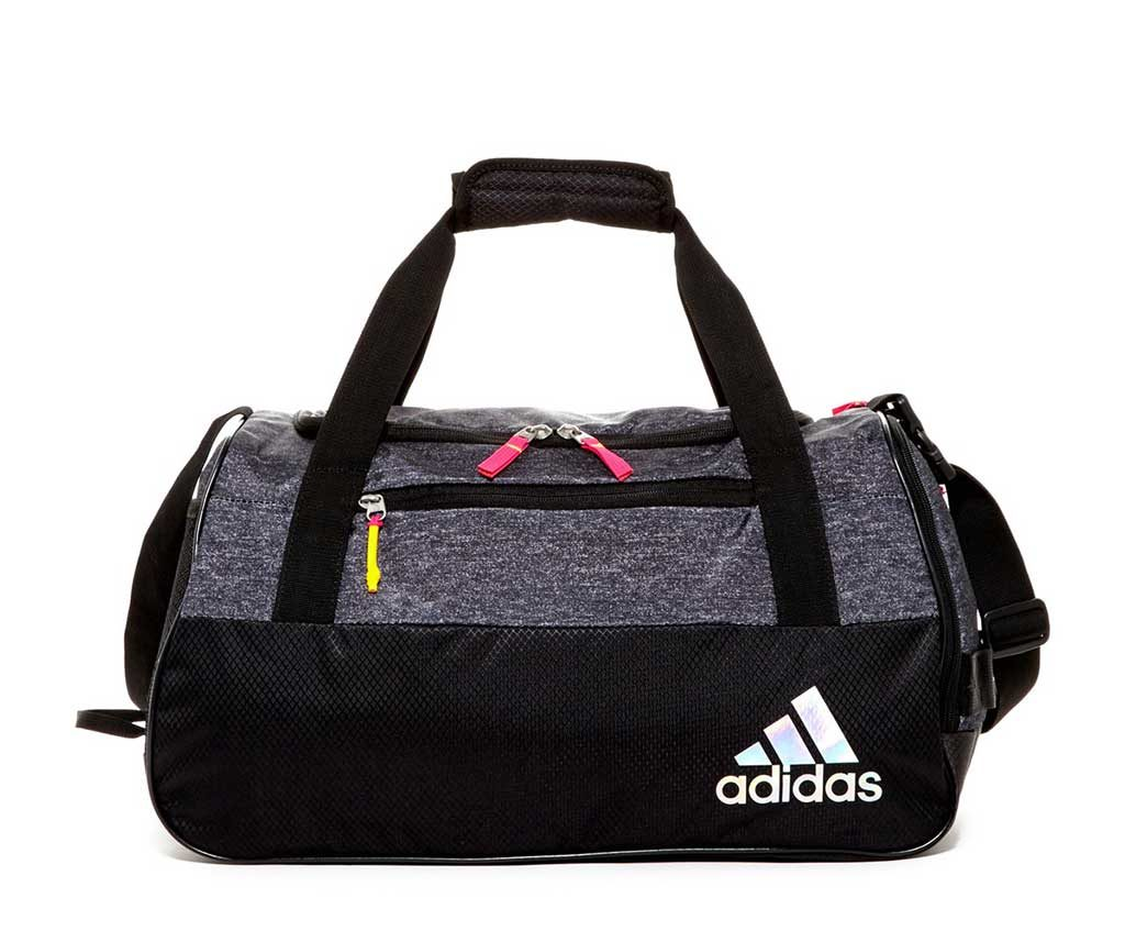Gym Bags For Women Separate Shoe Wet
