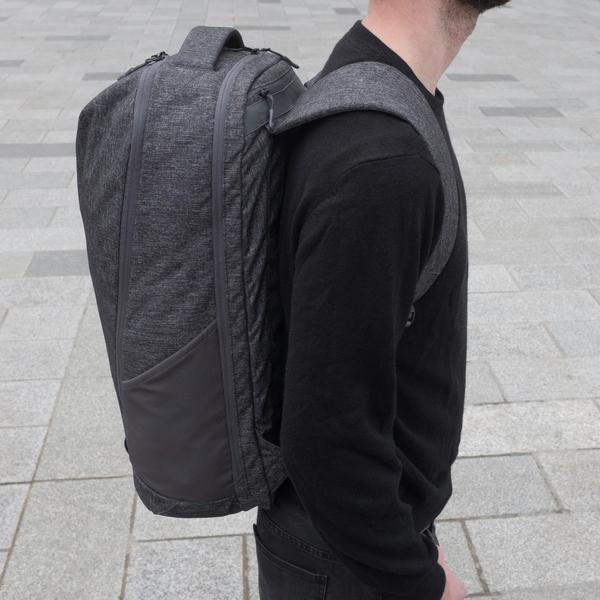 The Arcido Faroe Carry-On Travel Backpack