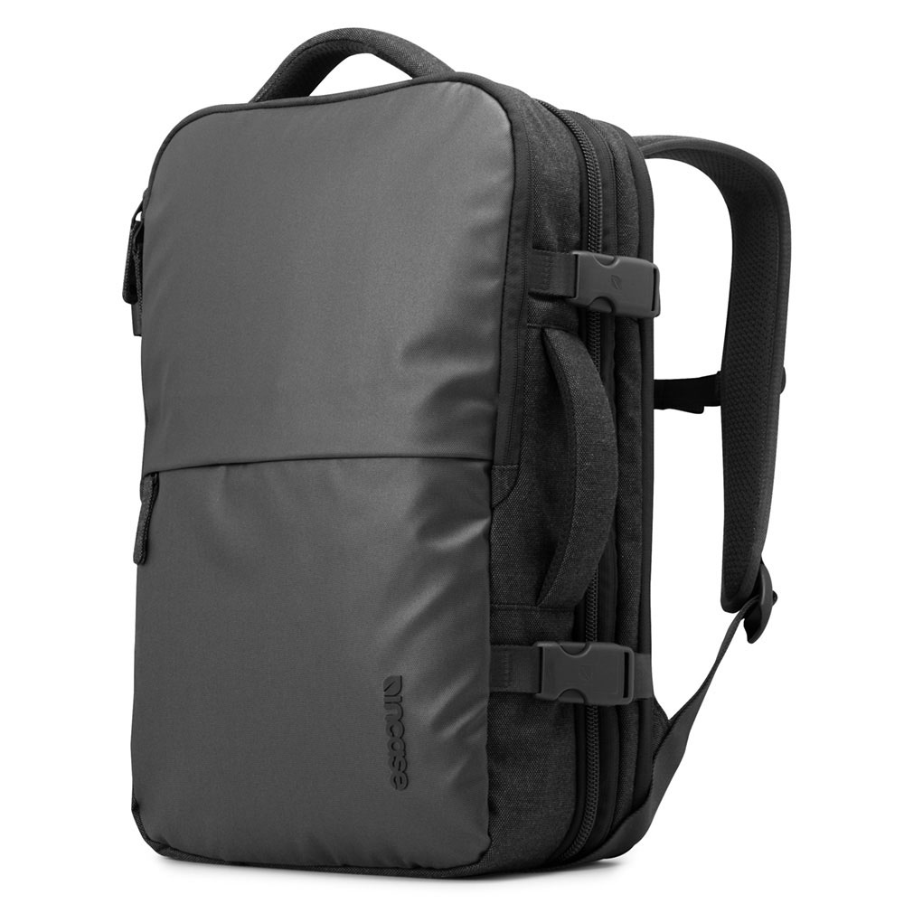 The InCase EO Travel Backpack and Expandable Carry-On.
