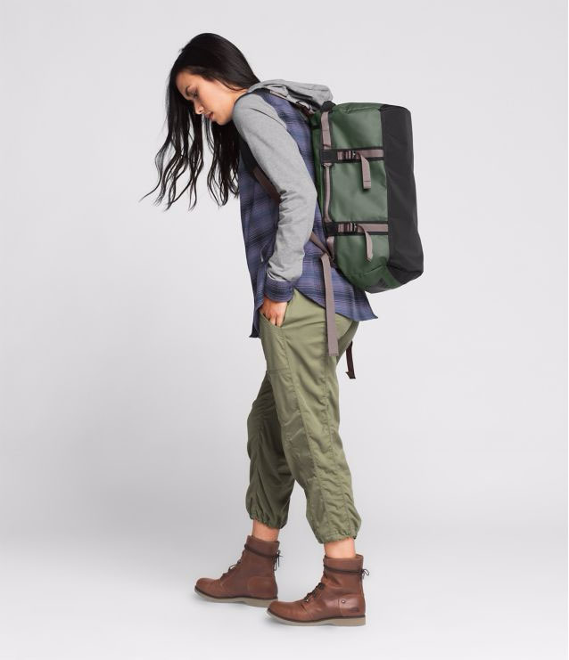 The North Face Basecamp Duffel Backpack