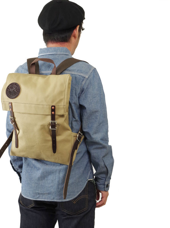 Duluth Pack Ultraslim Laptop Backpack