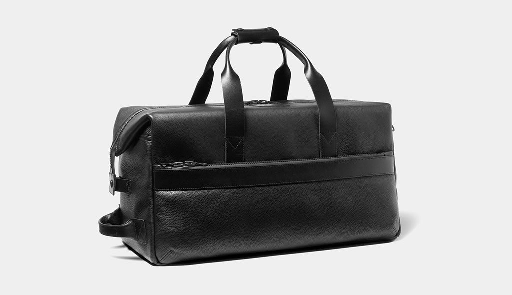 Carry-on form and function: The Killspencer Utility Weekender.