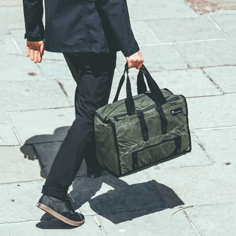 Mission Work Transit Duffle Bag Review Urban Carry