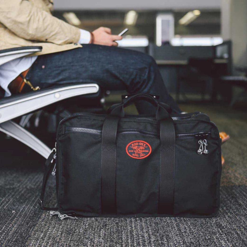 Red Oxx Airboss OneBag Travel Bag