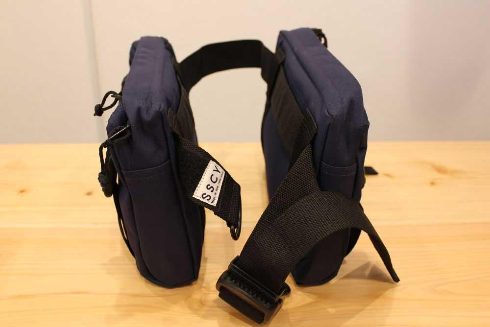 SSCY Bandolier Sling Messenger Bag