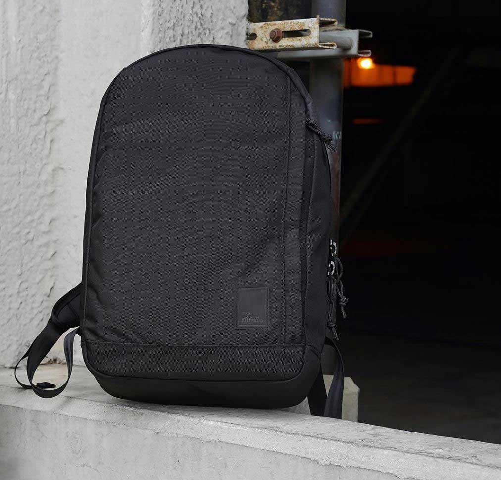 Minimalist Urban Backpack - The Brown Buffalo Conceal Pack
