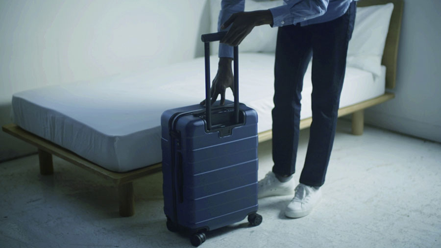Muji vs Away Suitcase Rolling Luggage Review