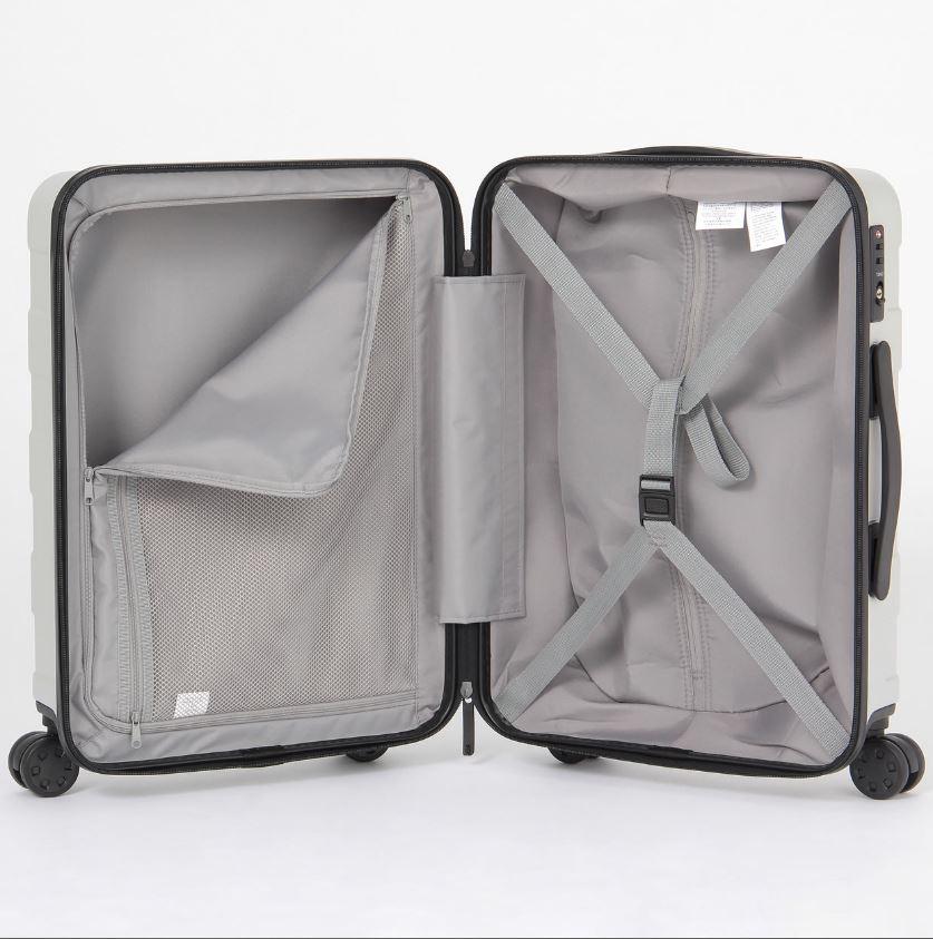 Muji suitcase review
